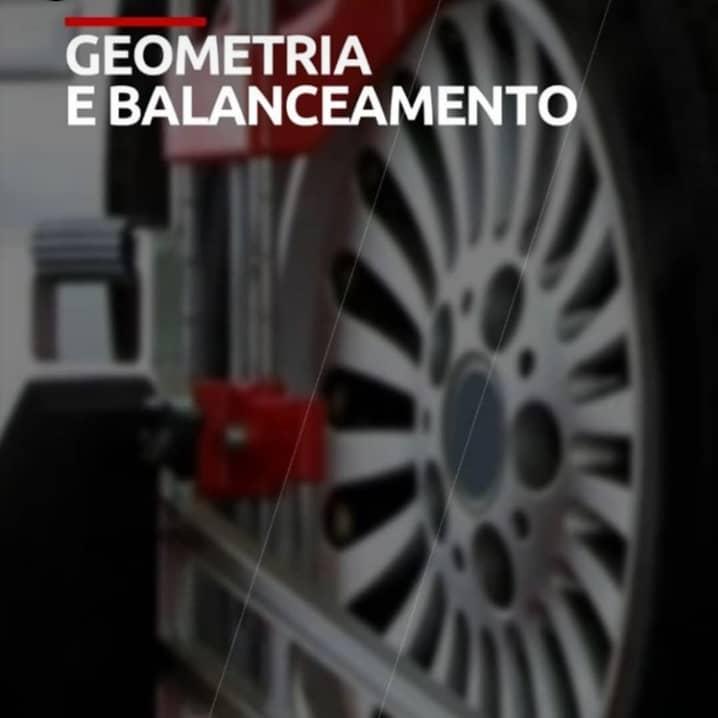 Geometria e Balanceamento